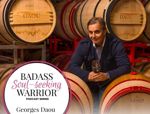 The Badass Soul-Seeking Warrior Podcast Series, Episode 4: Georges Daou