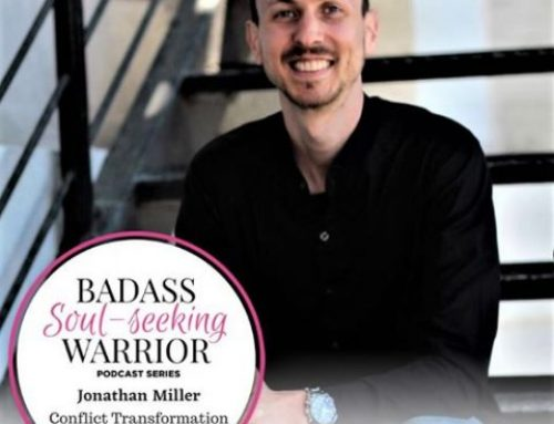Conflict Transformation with Jonathan Miller