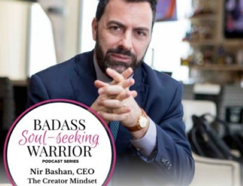 The Creator Mindset with Nir Bashan
